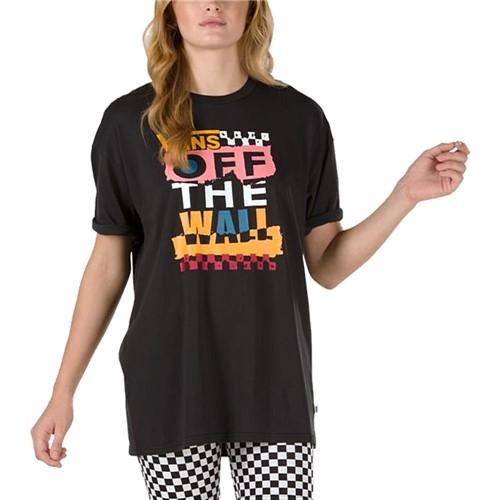 Camiseta Vans Traffic Jammer Feminina