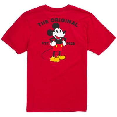 Camiseta Vans X Mickey'S 90Th Infantil - G
