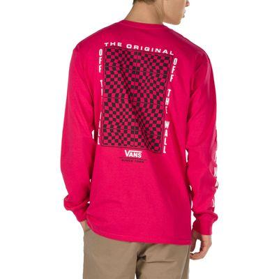 Camiseta Warped Check - G