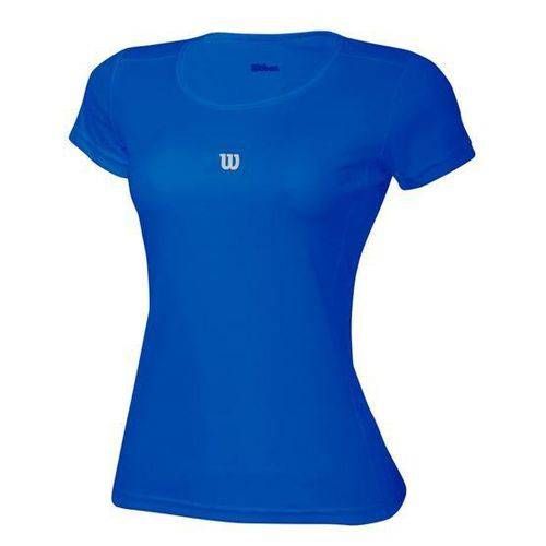 Camiseta Wilson Core SS Azul