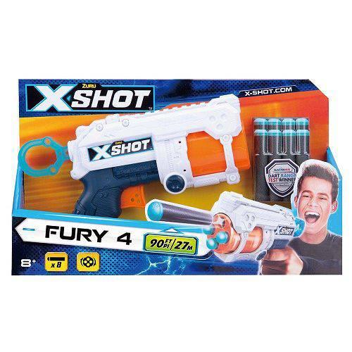 CANDIDE- X-Shot Fury 4- 5530