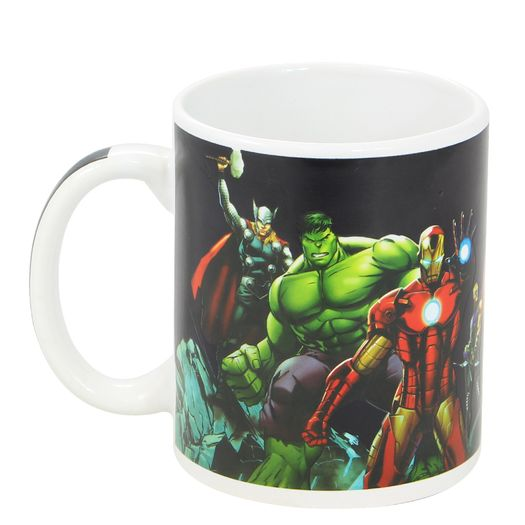 Caneca 300ml Magic Avengers 10020696 Z-Criativa