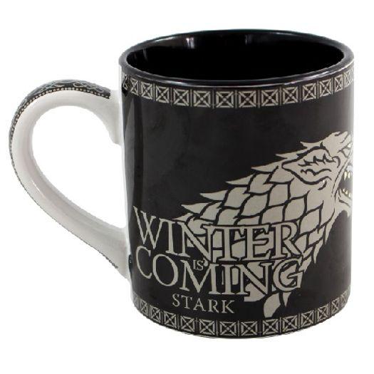Caneca 470ml Got Winter Is Coming Stark 10022585 Z-Criativa