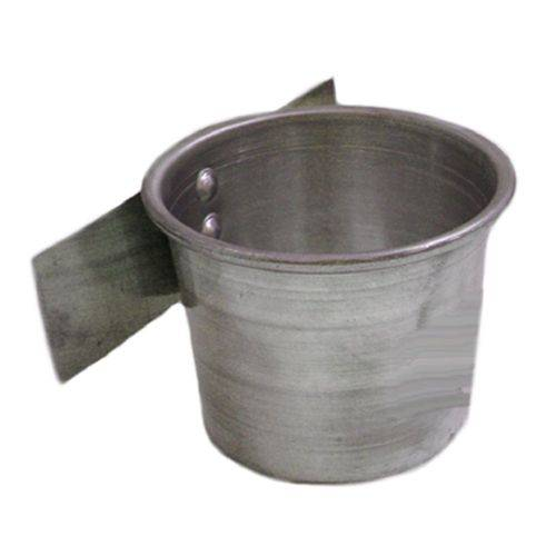 Caneca Aluminio com Borboleta Grande