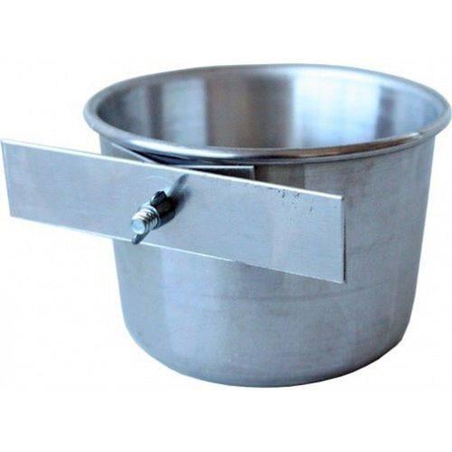 Caneca Aluminio com Borboleta Pequena