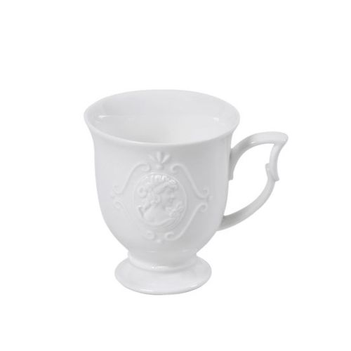 Caneca Branca Queen 320ml