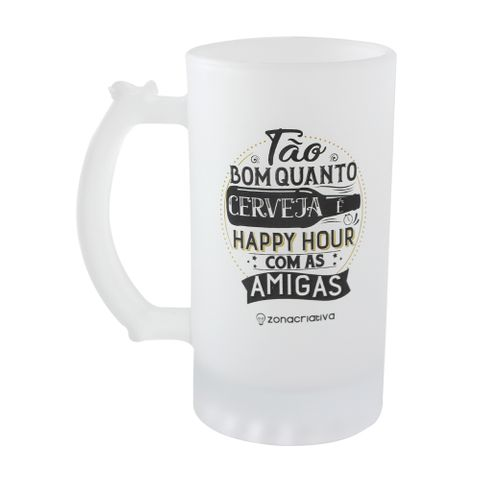 Caneca Chopp Happy Hour