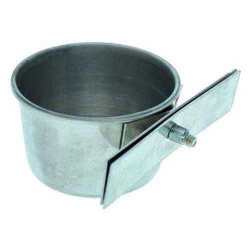 Caneca com Borboleta Alumínio - Alumínio Pequena