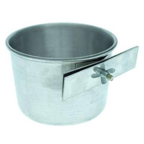 Caneca com Borboleta - Alumínio - Grande