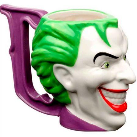 Caneca DC Comics Coringa Verde Face
