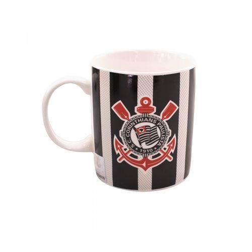 Caneca de Porcelana 320ML - Corinthians