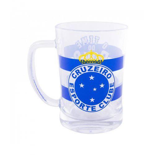Caneca de Vidro 660ml - Cruzeiro