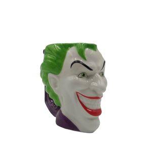 Caneca Formata Face Coringa Batman DC Comics