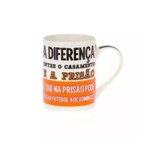 Caneca Frases a Diferença - Compre na Imagina só Presentes