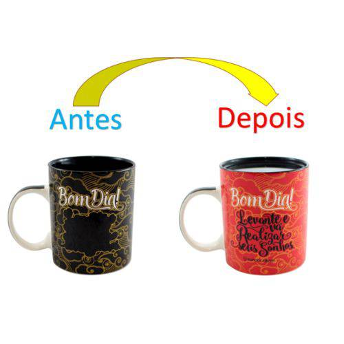 Caneca Magic 300ml Realize Seus Sonhos
