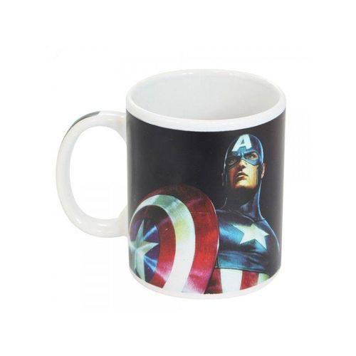 Caneca Magic Avengers Capitão América