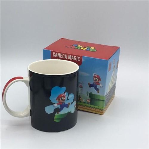 Caneca Mágica Super Mario - Cenário