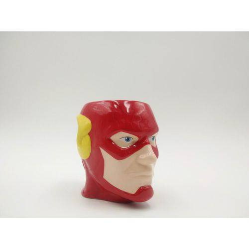 "Caneca Mould The Flash ""justice League"" - Urban"