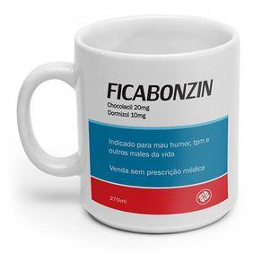 Caneca Remedio Ficabonzin