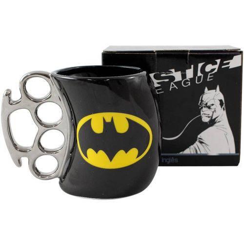 Caneca Soco Inglês - Justice League - Batman