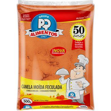 Canela Moída PQ 500g