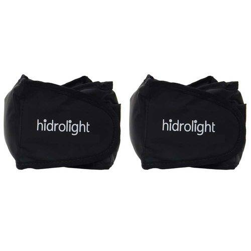 Caneleira Peso Kit 1kg - Hidrolight