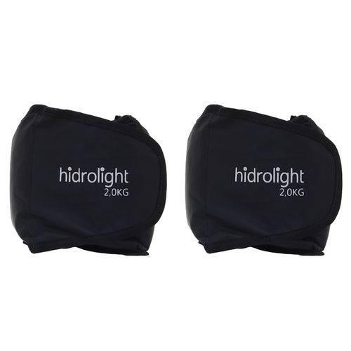 Caneleira Peso Kit 4kg (2 Unidades 2kg) Hidrolight
