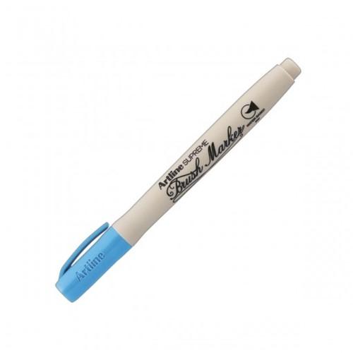Caneta Brush EPF-F Artline Azul Claro