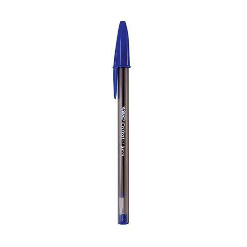 Caneta Esferográfica Bic Bold 1.6 Azul