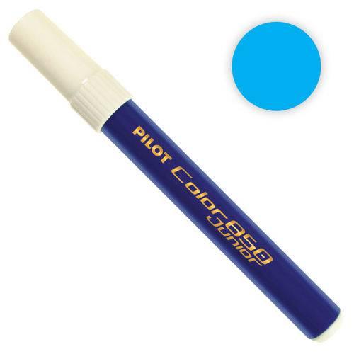 Caneta Hidrografica Color 850l Junior Azul Pilot Cx.c/12