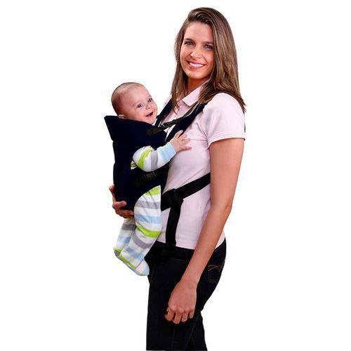 Canguru para Bebe Baby Safe (preto)