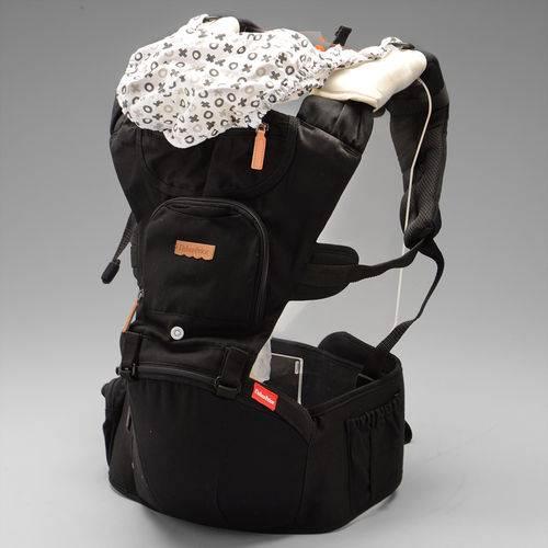 Canguru para Bebê - Preto - Fisher Price