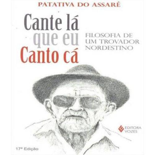 Cante La que eu Canto Ca - 17 Ed