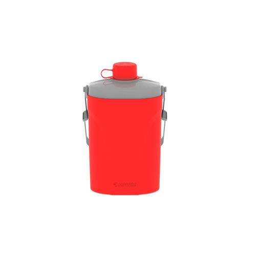 Cantil Safari 1l Vermelho - SOP09003.3100.17 - Soprano