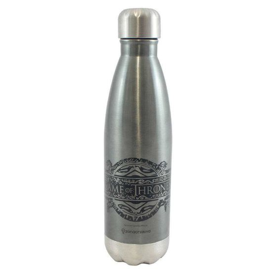 Cantil Swell Metálico Game Of Thrones Logo 500 Ml Cantil Swell Metálico Game Of Thrones Logo 500ml