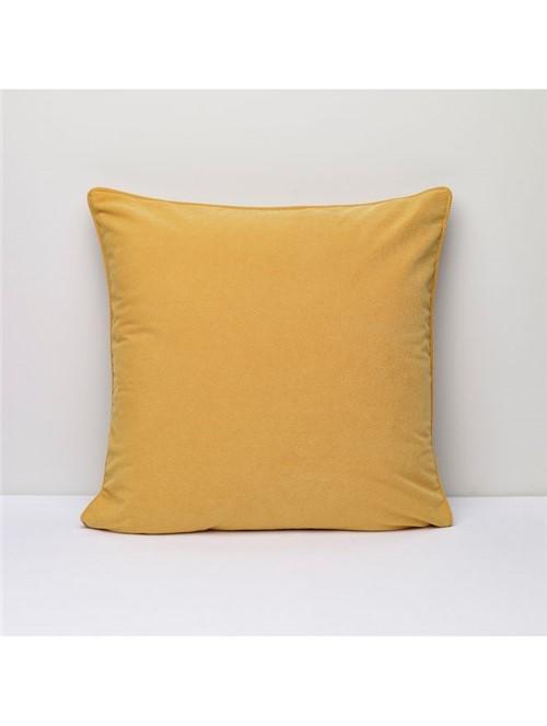 Capa Almofada Marbles Amarela 50X50cm