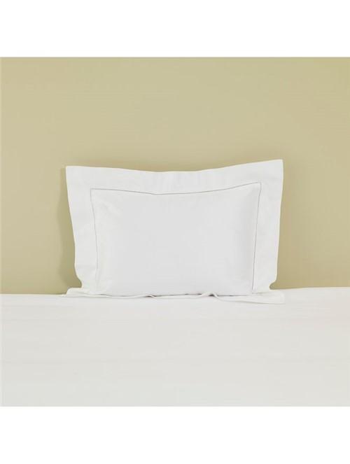 Capa Almofada Millefili Branca 30X40cm