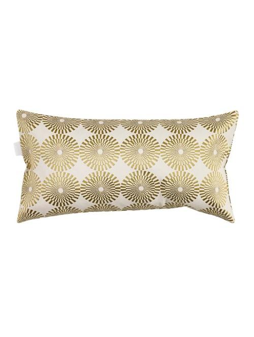 Capa Almofada Petit Canopee - Dourado-creme - 35x70