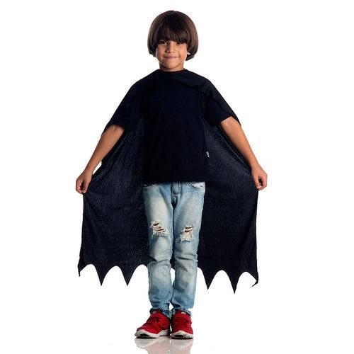 Capa Batman Infantil Tamanho Único 25122 - Sulamericana