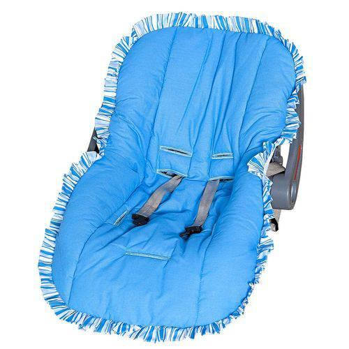 Capa Bebê Conforto Ref: A-102 - Cor-turquesa