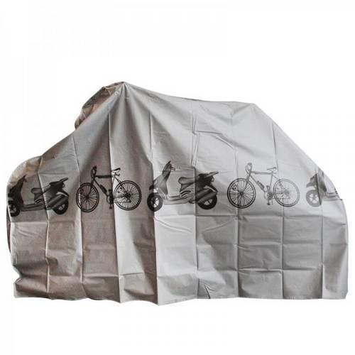 Capa Bicicleta Hb-E-003 Cinza Ate 29 Bike Mtb Speed - Un