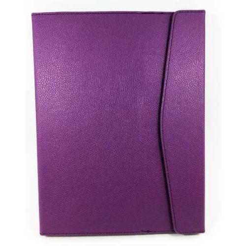 Capa Case Suporte Tablet 10 Polegadas Universal Roxo Lilás