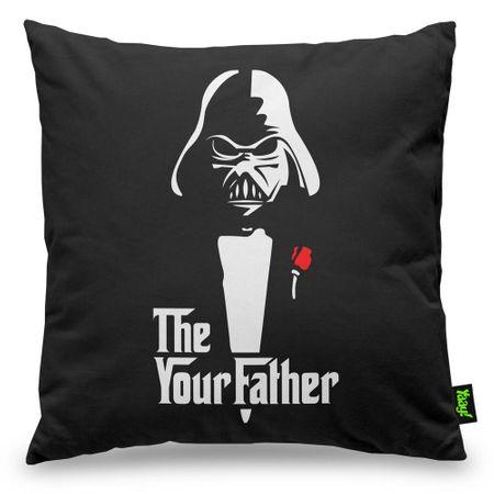 Capa de Almofada Geek Side - The Your Father