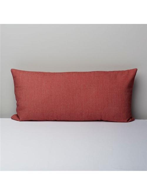 Capa de Almofada Spade Vermelha 35X70