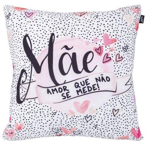 Capa de Almofada Uatt - Mãe, Amor Sem Medidas