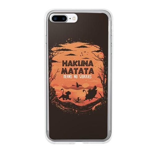 Capa de Celular - Hakuna Matata - Q6 | Q6 Plus