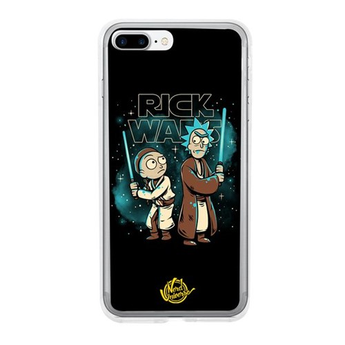 Capa de Celular - Rick And Morty Wars - Moto Z2 Play