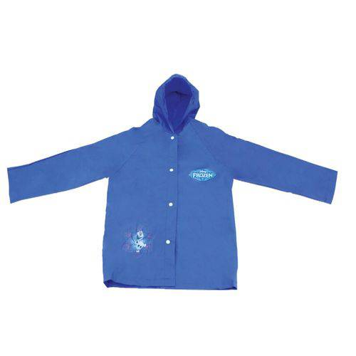 Capa de Chuva Frozen Azul M 17246 Bcca70m Yangzi