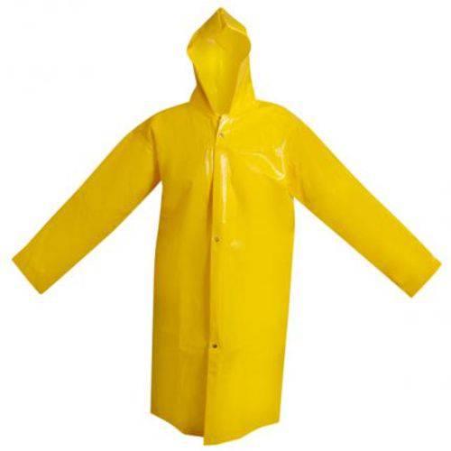 Capa de Chuva Trevira Forrado Amarela Tam G