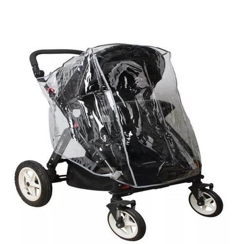 Capa de Chuva Universal para Carrinho de Bebê - Bb352